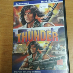 Film DVD Thunder #56760
