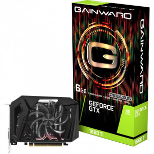 Placa video Gainward nVidia GeForce GTX 1660 Ti Pegasus 6GB GDDR6 192bit