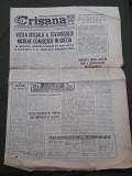 Ziar Crisana Oradea Bihor 28 martie 1976