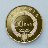 ROMANIA - 50 Bani 2020 - 50 de ani de la înființarea Org. Int. a Francofoniei