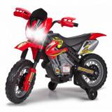 Motocicleta electrica pentru copii Feber Cross 400F