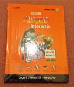 BBC Muzzy. Curs Multilingvistic Nivel II Partea 5 Volumul 22 - Contine CD-ROM