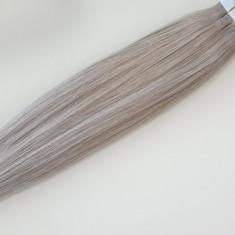 Extensii din par natural cu banda adeziva (tape in)!