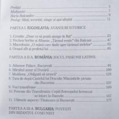 FANTOMELE BALCANILORVALAHIA,BUCOVINE ,MOLDOVA,GRECIA...1993