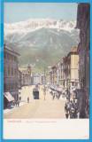 (G17) CARTE POSTALA AUSTRIA - INNSBRUCK, STRADA MARIA THERESIA, Necirculata, Printata