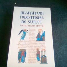 INVATATURI FOLOSITOARE DE SUFLET