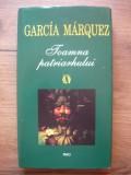 GABRIEL GARCIA MARQUEZ - TOAMNA PATRIARHULUI - rao, 2000