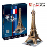Cumpara ieftin Puzzle 3D Turnul Eiffel, CubicFun