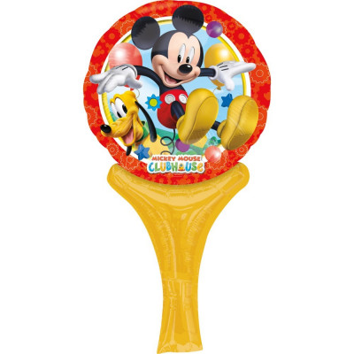 Balon mini folie Inflate-a-Fun Mickey Mouse foto