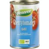 Rosii Cherry Intregi Bio la Doza 400gr Dennree Cod: 556468