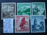 1938-Partial set-MNH+MH