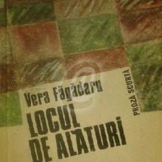 Locul de alaturi (Ed. Cartea romaneasca)
