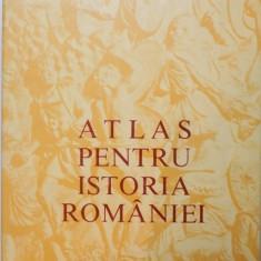 ATLAS PENTRU ISTORIA ROMANIEI BUCURESTI 1983