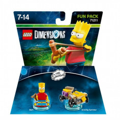 Lego Dimensions - The Simpsons - Bart Fun Pack - 60311