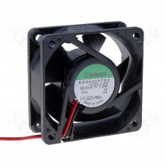 FAN 60X60X25 BALL BEARING DC24V 30.5M3/H 26DBA