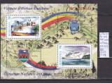2007 Vapoare si porturi Dunarene Bl416 LP1790c MNH, Sport, Nestampilat