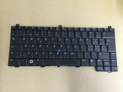 Tastatura Laptop Dell Latitude D420 cu mouse pointer sh foto