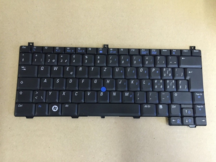 Tastatura Laptop Dell Latitude D420 cu mouse pointer sh