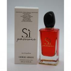 Si Passione 100ml - Giorgio Armani | Parfum Tester, 100 ml