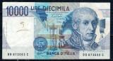 Italia 1984 - 10.000 lire, circulata