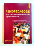 PSIHOPEDAGOGIE PENTRU EXAMENELE DE DEFINITIVAREE SI GRADE DIDACTICE de BOGDAN BALAN...TIBERIU RUDICA , 1998