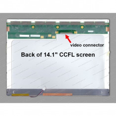 Display - ecran laptop HP Compaq nc6000 14.1 inch XGA lampa CCFL
