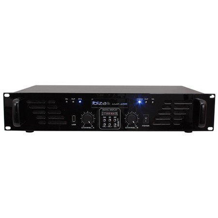 AMPLIFICATOR 2X240W PLAYER USB SI BLUETOOTH