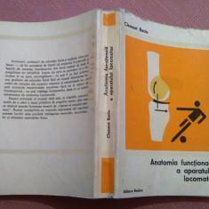 Anatomia functionala a aparatului locomotor (cu aplicatie la educatia fizica)