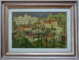 Maria Lazăr (?) - Peisaj, 1969; UAP Iași