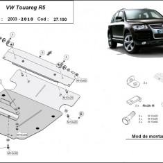 Scut motor metalic VW Touareg 2003-2010