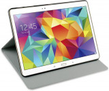 Husa Tableta Flip book Samsung Galaxy Tab S 10.5 Stand Case White BEHello