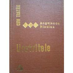 Cum Tratam Uretritele - Angelescu Nicolae ,285424