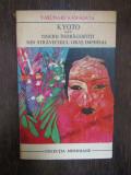 YASUNARI KAWABATA - KYOTO SAU TINERII INDRAGOSTITI DIN STRAVECHIUL ORAS IMPERIAL