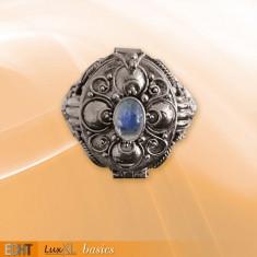 Inel Poison Ring cu piatra lunii R165M