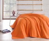 Cuvertura Pique Basic Orange 200x240 cm