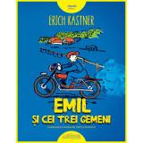 Carte Editura Arthur, Emil si cei trei gemeni, Erich Kastner, ART