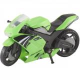 Motocicleta Teamsterz Speed Bike, Verde