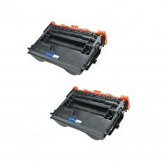 2 buc Toner Compatibil ECO BOX Black CF237A