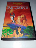 4 Casete Video Originale-Desene Animate-Walt Disney, Caseta video, Italiana