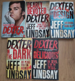 Carte limba engleza: Jeff Lindsay - Dexter ( 5 volume din serie )