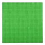 Baza pentru jocuri de construit, 40 x 40 cm, 3 ani+, Verde