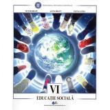 Educatie sociala manual pentru clasa a VI-a, autor Victor Bratu