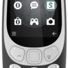 Telefon Mobil Nokia 3310 (2017), 2.4inch, 64MB, 3G, Dual Sim (Negru)