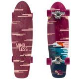 Cumpara ieftin Cruiser Mindless Longboards Sunset Burgundy 28inch/71cm