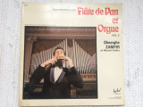 gheorghe zamfir marcel cellier improvisations flute de pan orgue vol. 2 disc lp