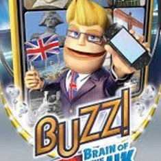 Joc PSP Buzz – Brain of the UK - BE