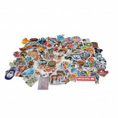 Stickere autocolante, 100 bucati, Colectia C, Gonga