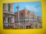 HOPCT 61067  PIATA SAN MARCO -VENETIA/VENEZIA ITALIA -NECIRCULATA