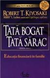 Tata Bogat, Tata Sarac - Educatia Financiara In Familie | Robert T. Kiyosaki, Curtea Veche