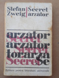 SECRETUL ARZĂTOR – STEFAN ZWEIG